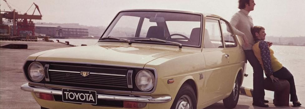 Toyota – historia firmy