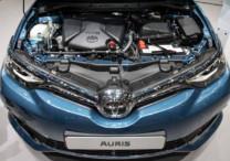 Toyota Auris debiutuje wraz z nowym silnikiem