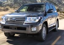 Toyota Land Cruiser dostaje nowy silnik