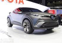 Toyota C-HR Concept na targach we Frankfurcie