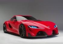 Nowa Toyota Supra w przyszłym roku?