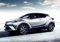 Toyota CH-R trafia do polskich salonów