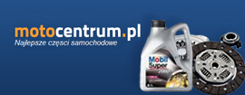 Sklep motoryzacyjny MotoCentrum.pl