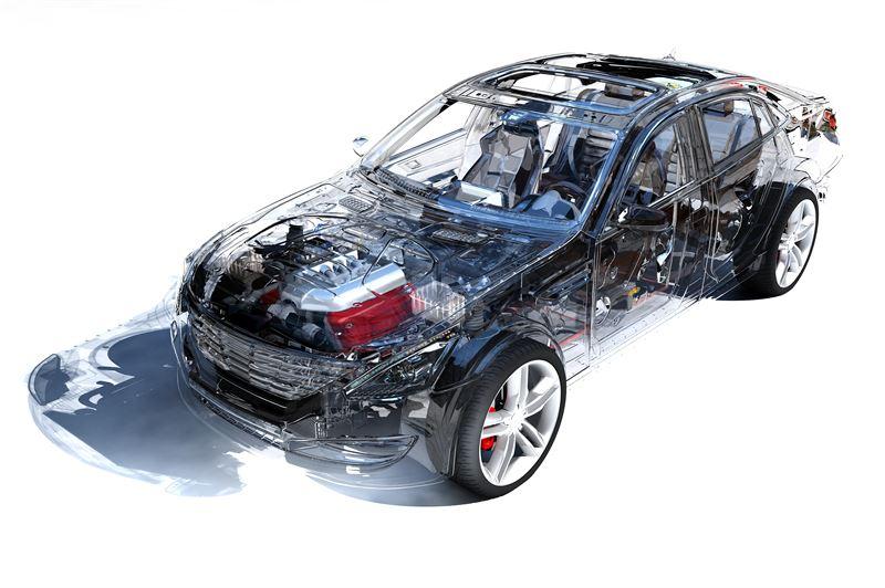 lakierowanie samochodu